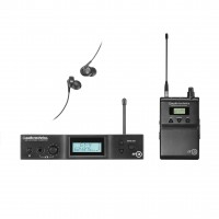 Audio Technica M3 vezeték nélküli fülmonitor szett