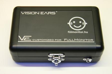 Vision Ears egyéni doboz