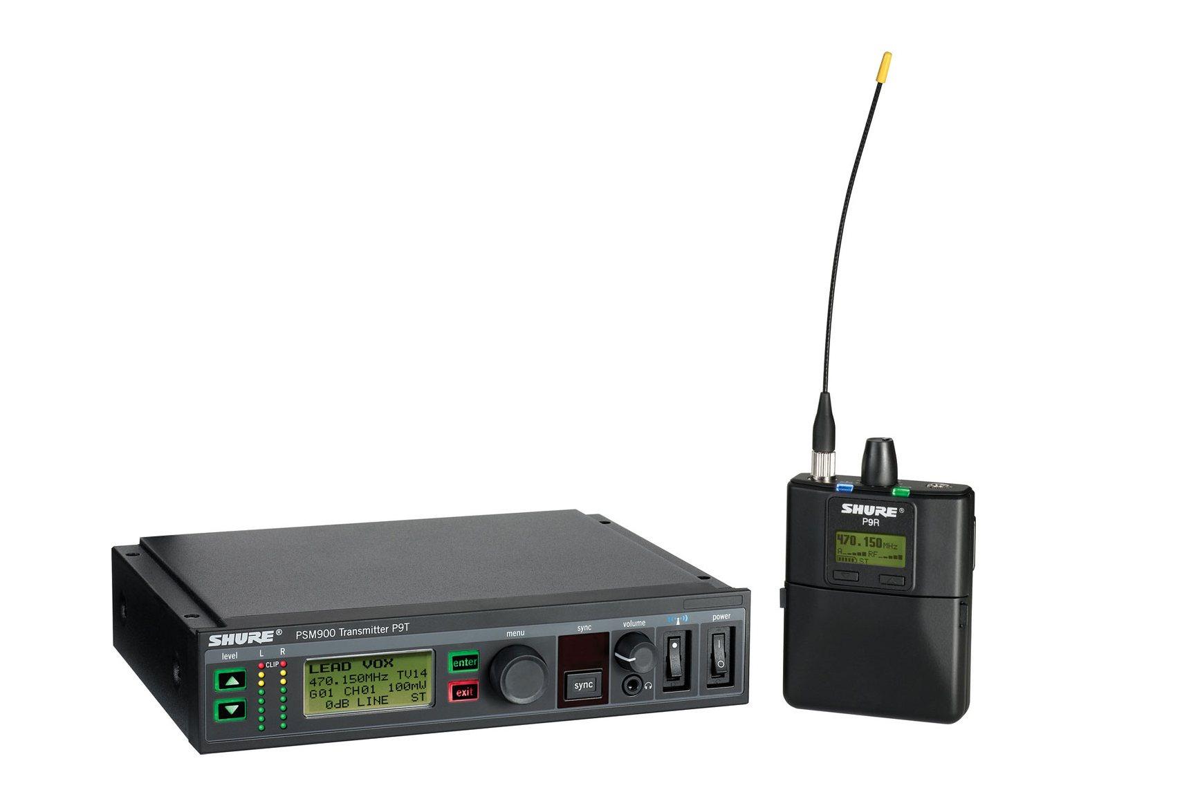 vezeték nélküli fülmonitor rendszer