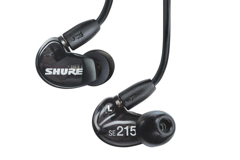 Shure SE 215 fülhallgató